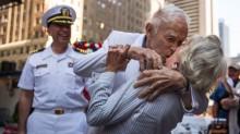 Pelaut dalam Foto Ikonik Akhir Perang Dunia Meninggal Dunia