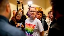 Protes Deportasi Pencari Suaka, Gadis Swedia Didenda