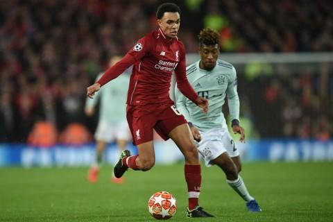 Muenchen Tahan Imbang Liverpool di Anfield