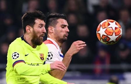 Tampil Dominan, Barcelona Gagal Menang atas Lyon