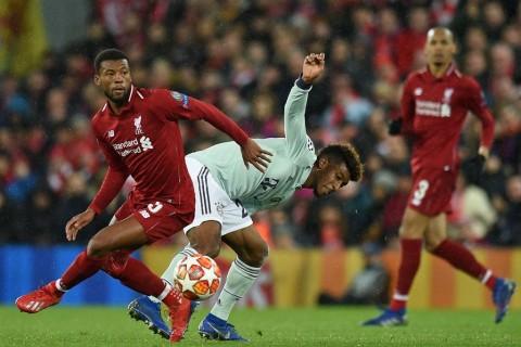 Fakta di Balik Hasil Imbang Liverpool kontra Muenchen