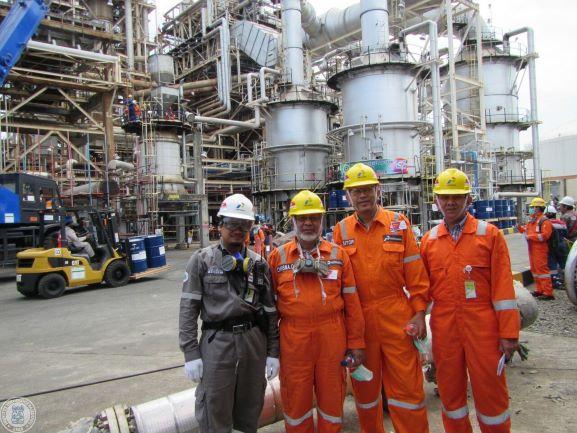 Guru Besar Teknik Industri ITB, Subagjo (Kedua dari kiri), ITB/Humas.