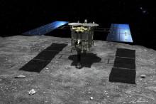 Cari Sampel, Pesawat Luar Angkasa Jepang Tembak Asteroid