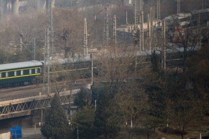 Temui Trump, Kim Jong-un Naik Kereta ke Vietnam