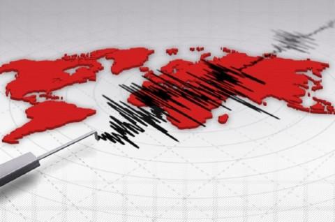 Gempa 5,9 SR Guncang Ternate