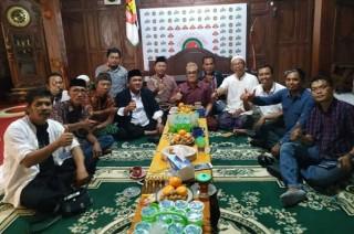 Relawan Ponpes Termas Pacitan Solid Dukung Jokowi-Ma'ruf
