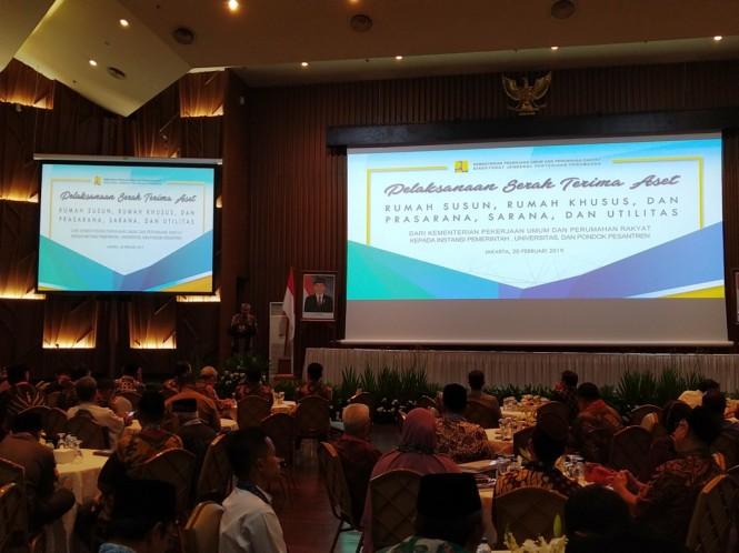 Sekretaris Direktorat Jenderal Penyediaan Perumahan Kementerian PUPR Dadang Rukmana. (Foto: Medcom.id/Ilham Wibowo)