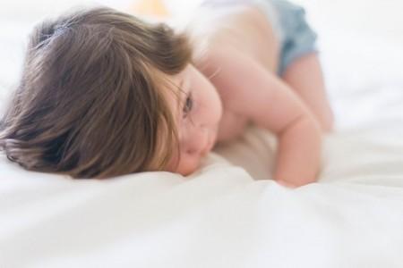 Tips agar Bayi Anda Cepat Tengkurap