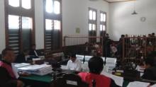 Fahmi Darmawansyah Dituntut Lima Tahun Bui