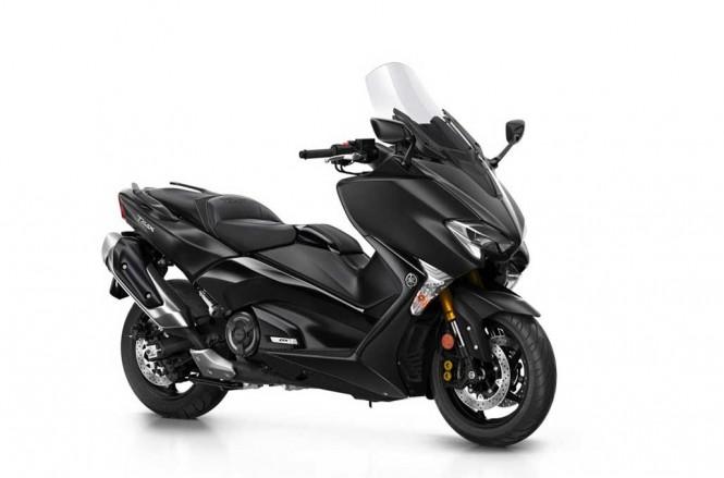 Yamaha harus melakukan recall terhadap Tmax DX untuk penggantian belt dan program ECU. VD