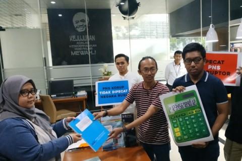 ICW: Negara Rugi Rp72 Miliar karena PNS Korup