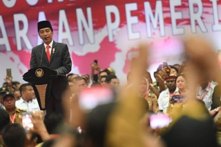 Jokowi: Perputaran Uang dari Dana Desa Harus Dijaga