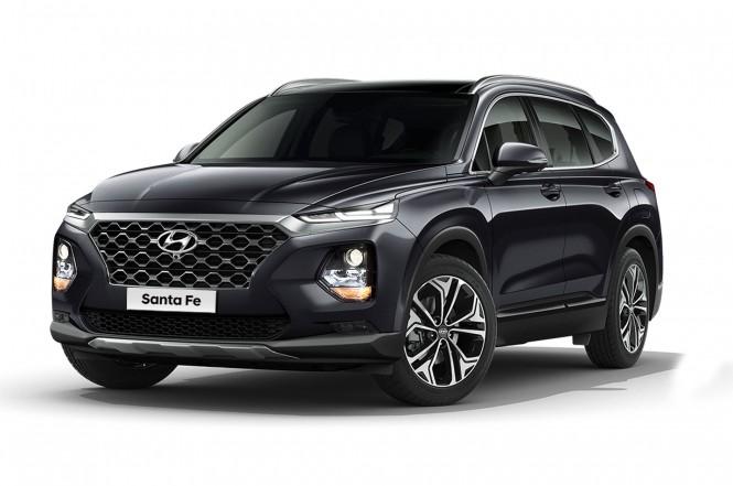 The Grand Santa Fe jadi SUV termahal yang dimiliki Hyundai Indonesia. Hyundai