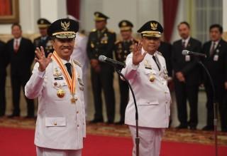 Gubernur Riau dan Jatim Minta Petuah KPK