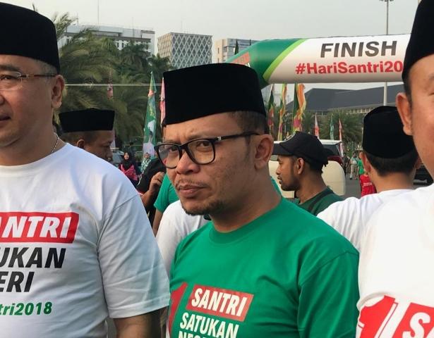 Menteri Tenaga Kerja Hanif Dhakiri. Medcom/Adin.