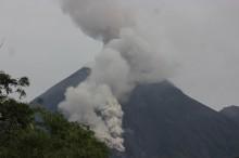 BPBD Siapkan Penampungan Ternak Warga Sekitar Gunung Merapi