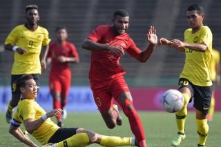 Sempat Unggul, Timnas Indonesia U-22 Ditahan Imbang Malaysia 2-2
