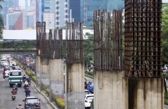 Monorel Jakarta Simbol Kegagalan