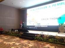 Erick Thohir Beri Pembekalan kepada Saksi Kubu 01