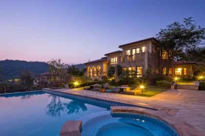 Enam Rumah Mewah yang Bikin Anda Berdecak Kagum