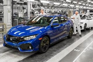 Honda Tutup Pabrik di Inggris, Gara-Gara Brexit?