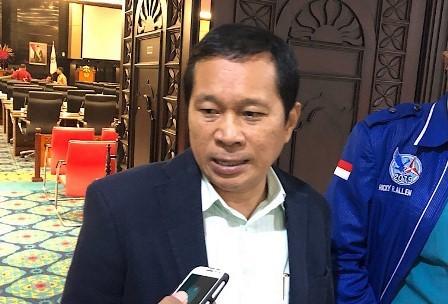 Santoso Resmi Jabat Wakil Ketua DPRD DKI