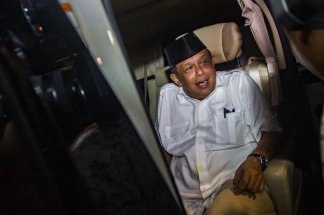 Ketua Badan Pemenangan Nasional (BPN) Prabowo Subianto-Sandiaga Uno, Djoko Santoso. Foto: Antara/Galih Pradipta.