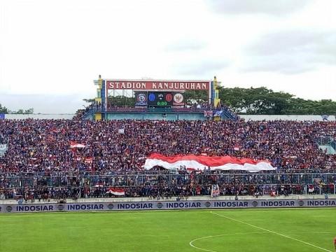 Arema Terapkan Aturan Baru di Stadion Kanjuruhan