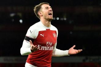 Arsenal Bisa Mainkan Ramsey saat Hadapi BATE