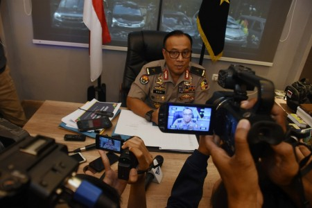 Polisi Mustahil Intervensi KLB PSSI