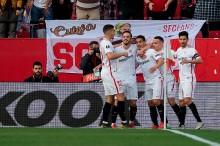 Sevilla Singkirkan Lazio dari Liga Europa
