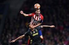 Babak I: Atletico Madrid vs Juventus Masih Sama Kuat