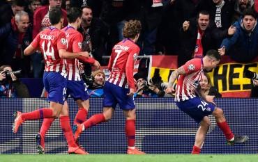 Fakta Menarik di Balik Kemenangan Atletico atas Juventus
