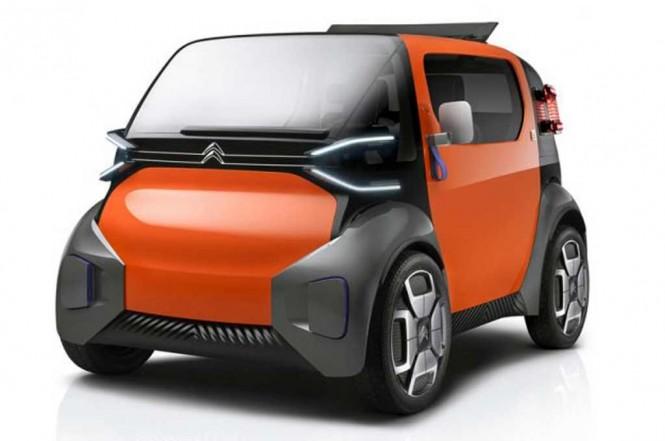 Citroen Ami One Concept. Carscoops