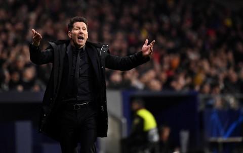 Apologi Simeone Soal Perayaan tidak Senonoh saat Hadapi Juventus