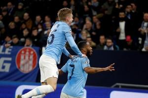 Man City Menang Dramatis 3-2 Atas Schalke 04