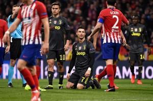 Juventus Takluk 0-2 di Markas Atletico Madrid