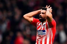Menyambangi Juventus, Atletico Kehilangan Diego Costa dan Thomas Partey