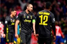 Reaksi Chiellini Usai Juventus Dibekuk Atletico
