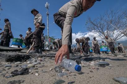 Peringatan Hari Peduli Sampah Nasional di Sejumlah Daerah
