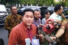 Erick Thohir: Milenial Akan Pilih Jokowi Menuju Industri 4.0