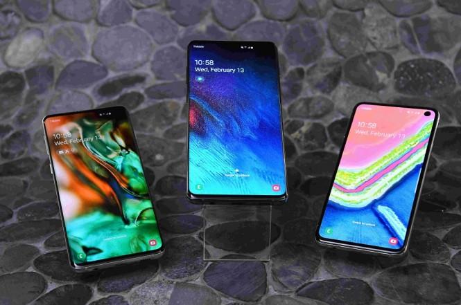 Ini harga penawaran tiga smartphone terbaru Samsung di lini Galaxy S10 di Indonesia.