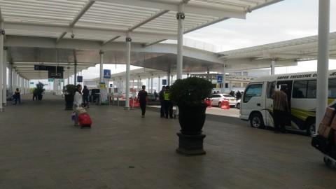 Jumlah Penumpang di Bandara Ahmad Yani Tergerus