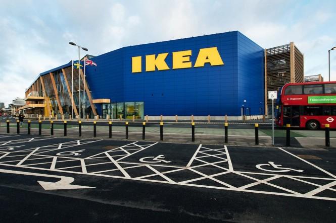 IKEA menyiapkan skema penyewaan dan penukaran kembali furnitur. (Foto: Dezeen)