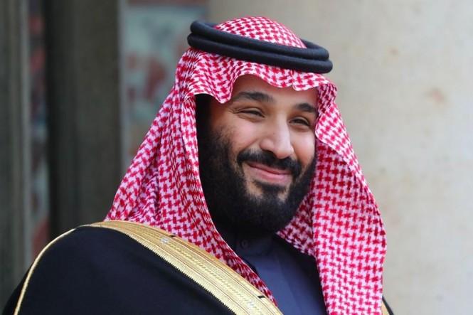 Putra Mahkota Kerajaan Arab Saudi Pangeran Mohammad bin Salman. (Foto: AFP).