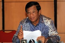 Agum Gumelar Diusulkan Jadi Ketua Komite Pemilihan di KLB