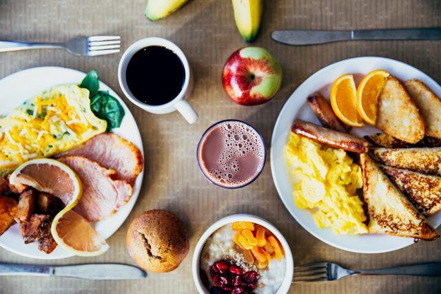 """""""Konsumsi sarapan dapat memengaruhi kinerja kognitif,"""