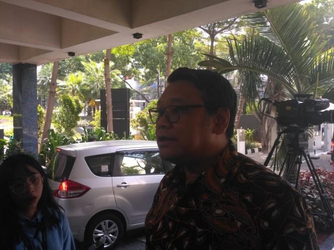 Politikus PDIP Eriko Sotarduga--Medcom.id/M Sholahadhin Azhar.