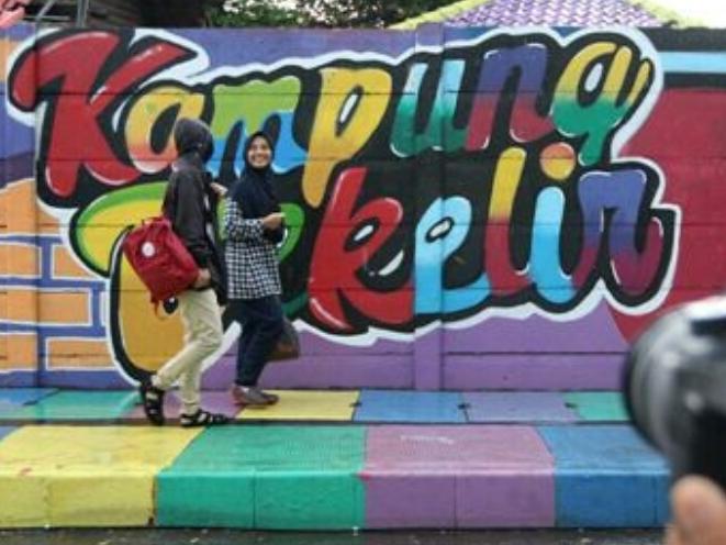 Kampung Bekelir salah satu wilayah yang dipromosikan menjadi pariwisata Kota Tangerang. Medcom.id/Hendrik Simorangkir