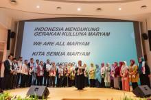 Indonesia Deklarasikan 'Kita Semua Maryam' untuk Perempuan Palestina